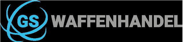 GS-Waffenhandel Logo und Slogan