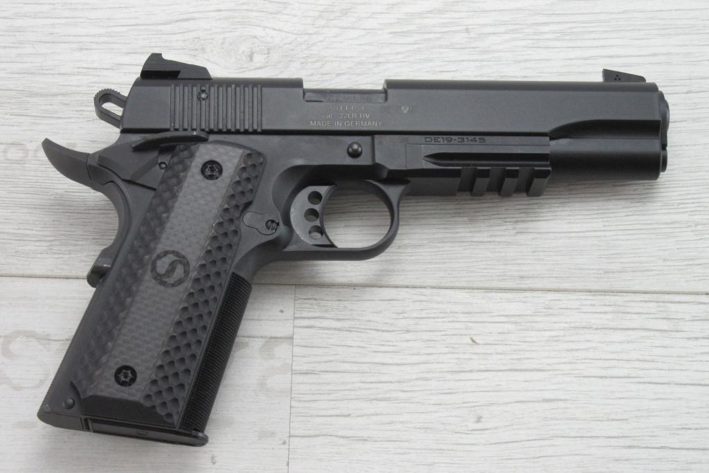 Wechselsystem GSG für 1911 Pistolen