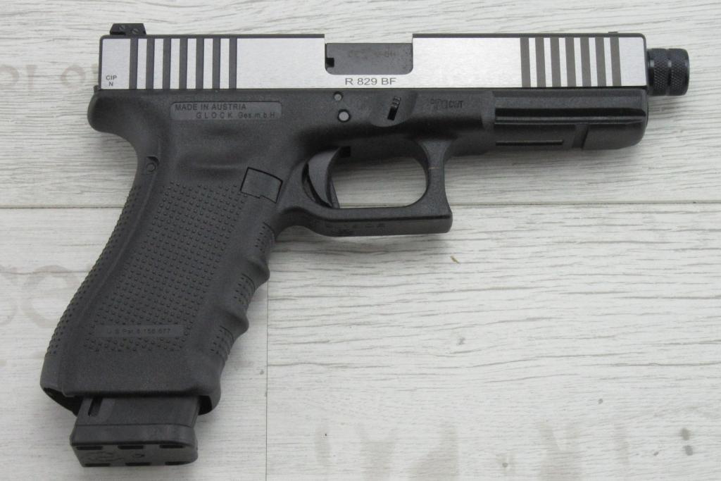 RBF Wechselsystem für Glock17 /17L/34/Gen 3 und 4
